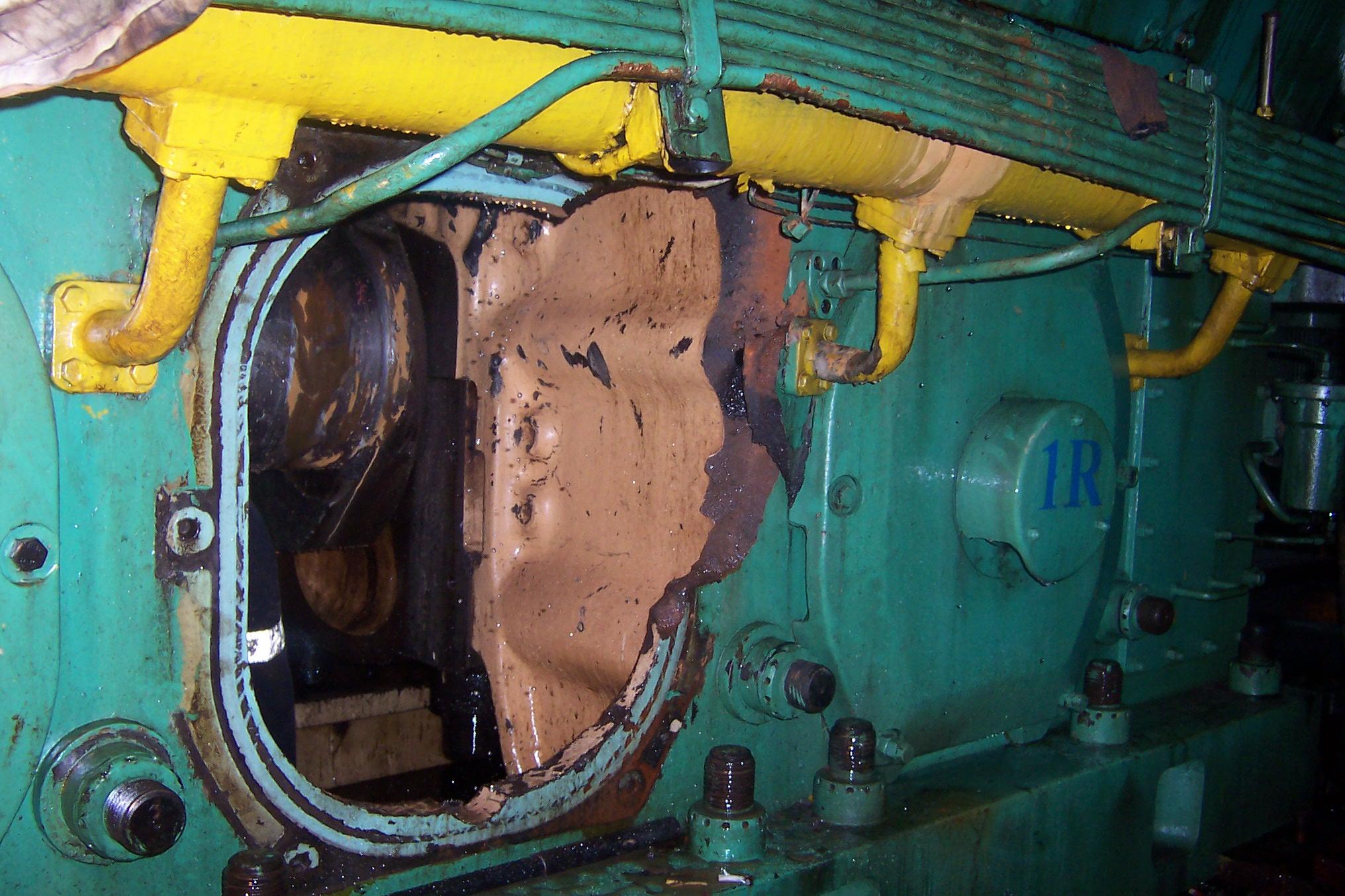 Engine Frame 1