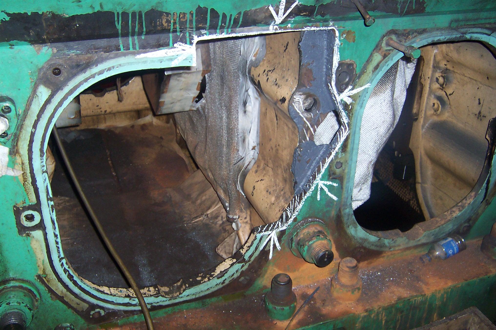 Engine Frame 2