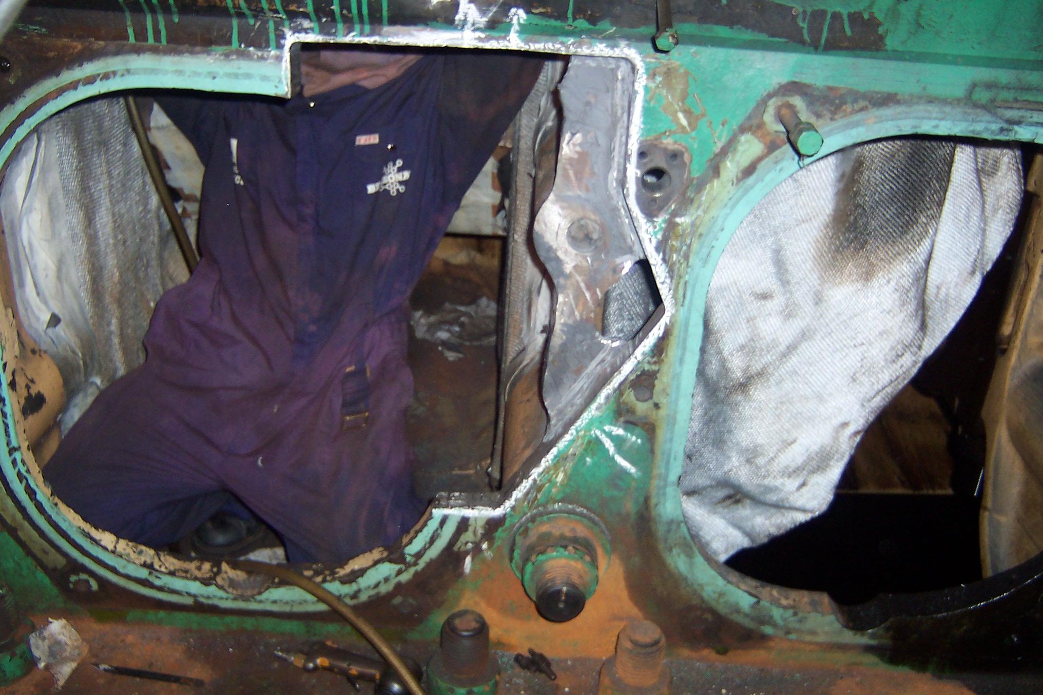 Engine Frame 3