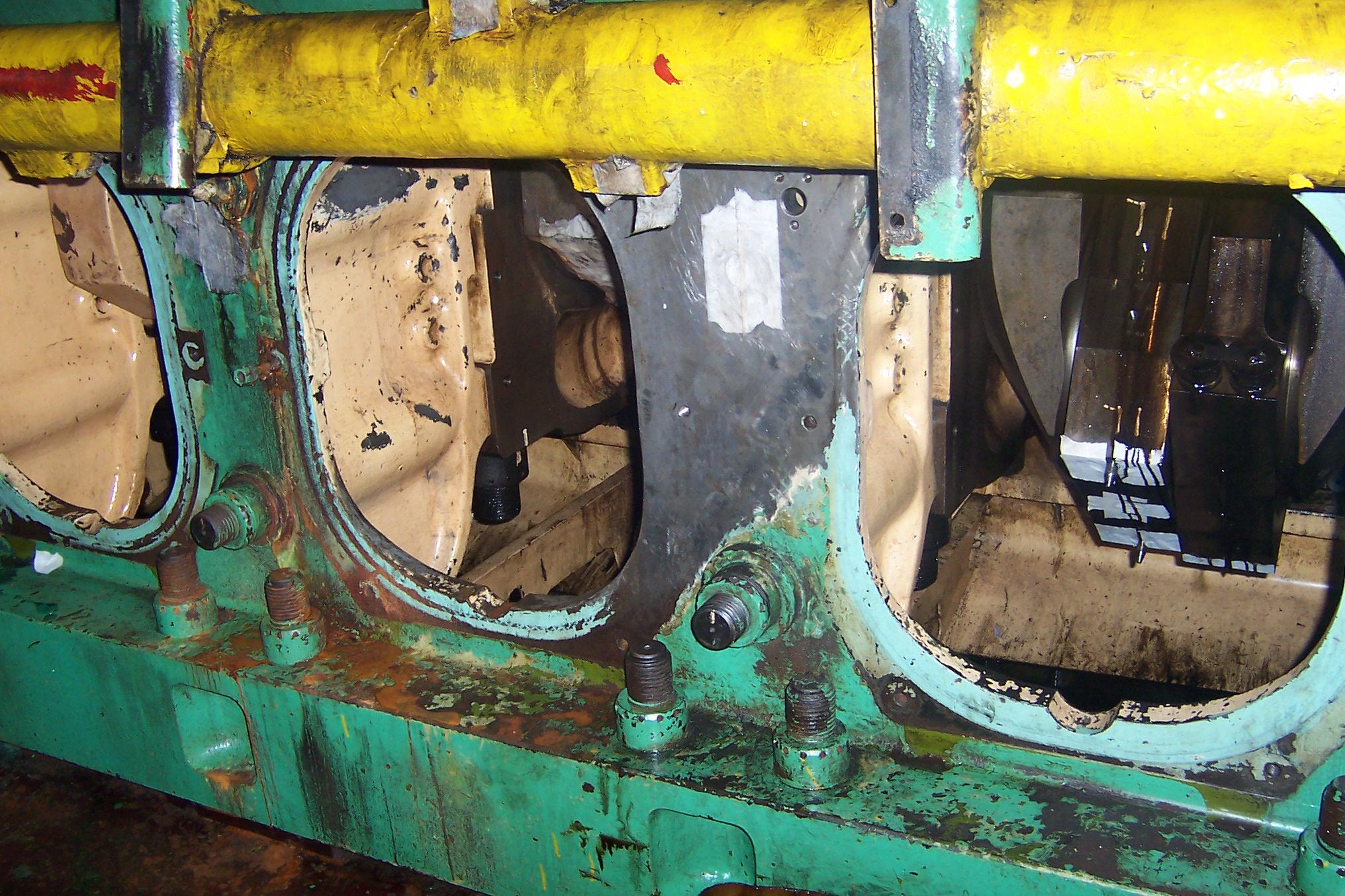 Engine Frame 5